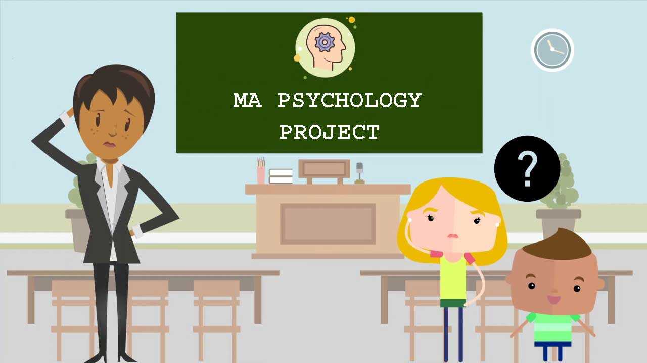 IGNOU MA Psychology Project