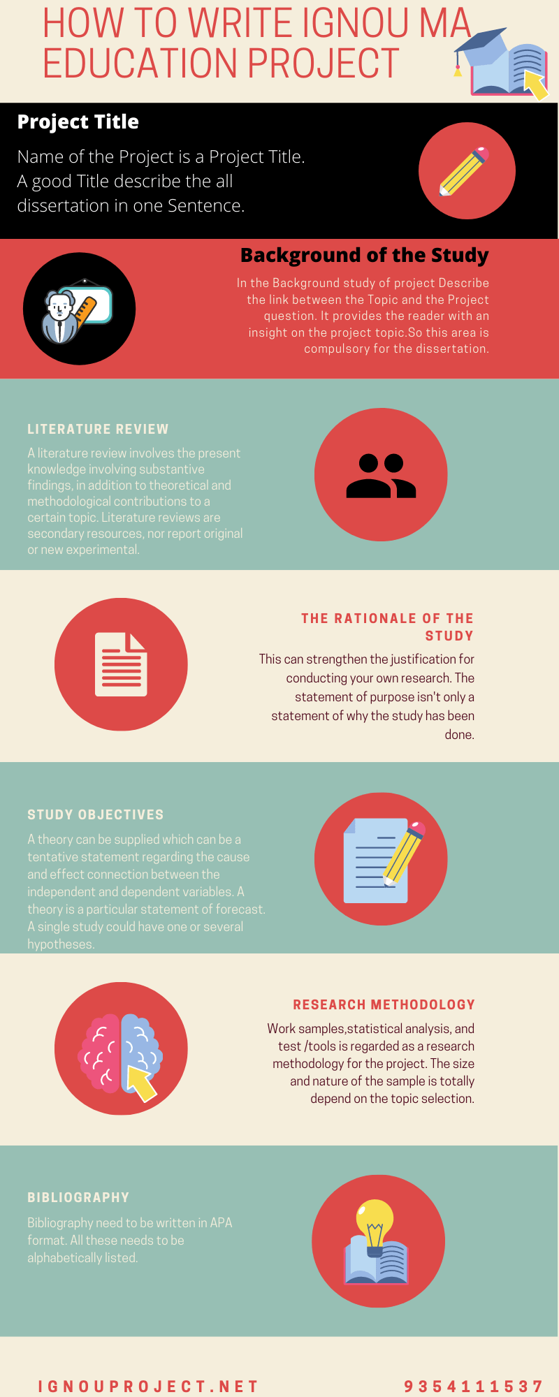 MESP 1 project help Infographic