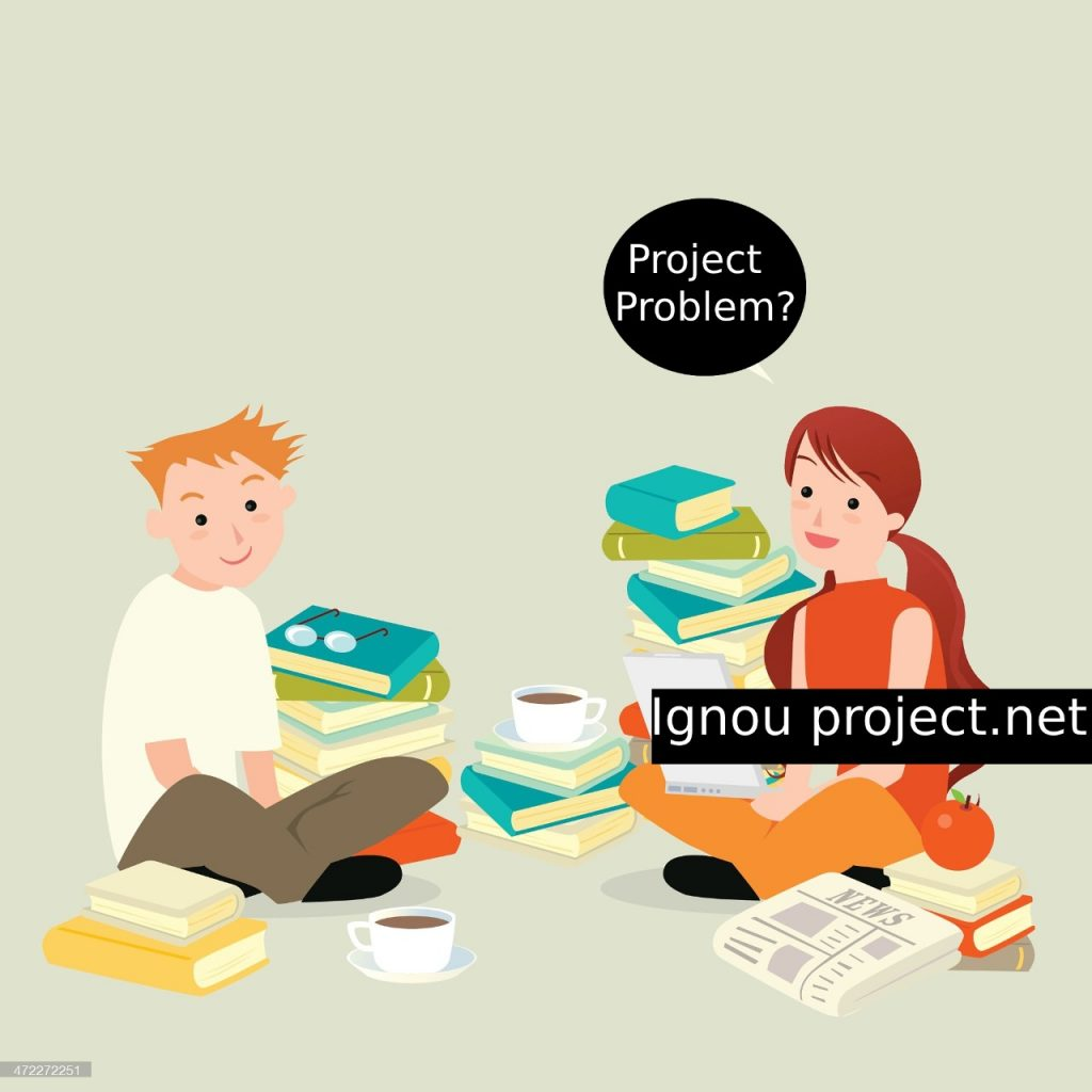 How to Submit Ignou MS100 Project